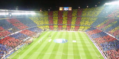 FC Barcelona Football Stadium - Creative Commons